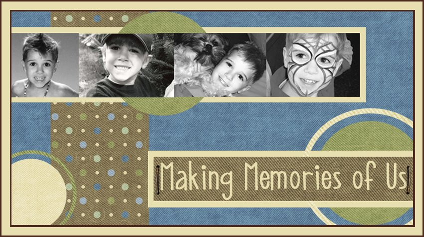 Making Memories Of Us