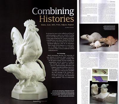 Guy Michael Davis The Current Ceramics Monthly Issue