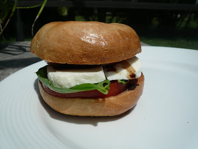 One Dozen Eggs: My Favorite Summer Sandwich