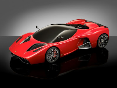 Ferrari FXX Evolution 2008