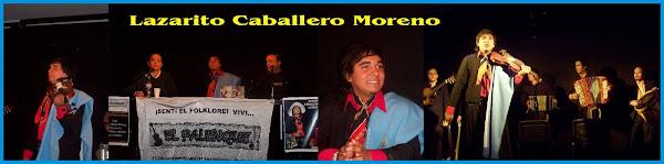 Presentacion del CD de Lazarito Caballero Moreno - 14/05/09