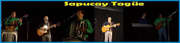 Sapucay Tagüe se Presento en Escobar