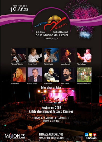 Festival Nacional de la Musica del Litoral