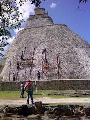 UXMAL, Mérida, Yucatán. México