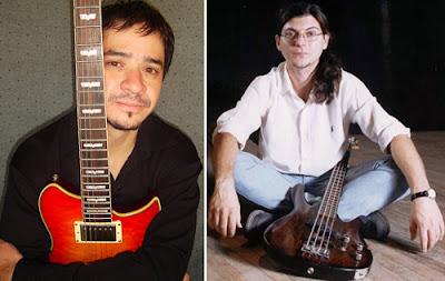 Claudio Giraud y Rony Lopez