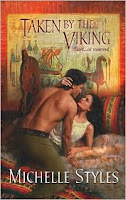 Taken by the Viking by Michelle Styles