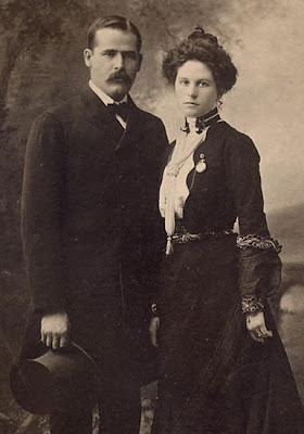 Etta Place and the Sundance Kid in New York, 1901