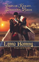TEMPLAR KNIGHT, FORBIDDEN BRIDE by Lynna Banning