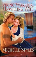 VIKING WARRIOR, UNWILLING WIFE by Michelle Styles