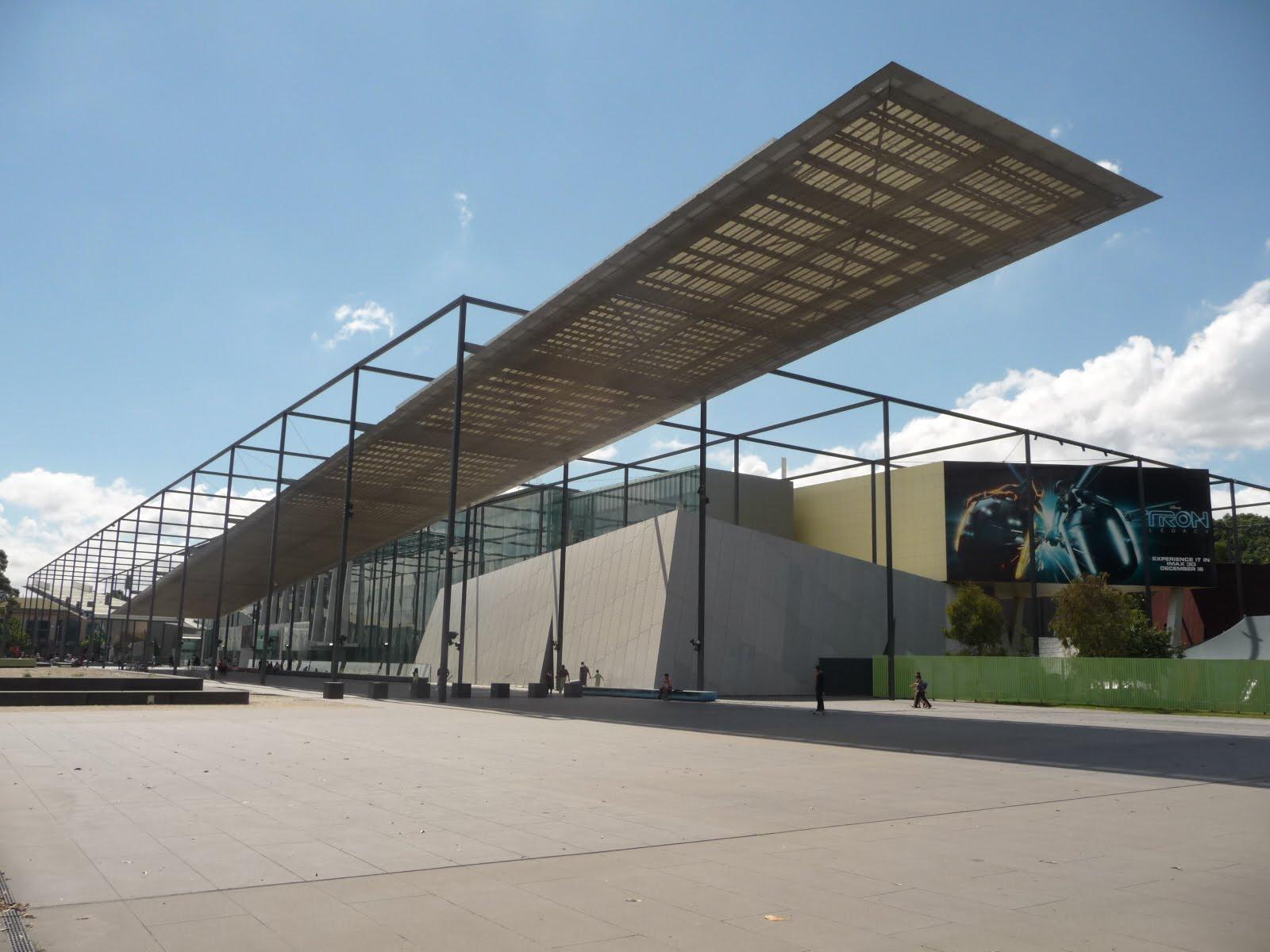 Le globe d 39 ignace melbourne et son architecture contemporaine for Architecture contemporaine