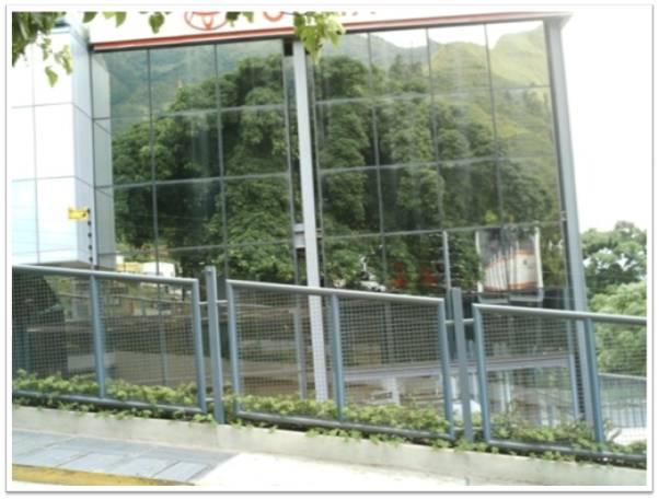 Mallas ornamentales en alambre galvanizado preondulado - Malla alambre galvanizado ...