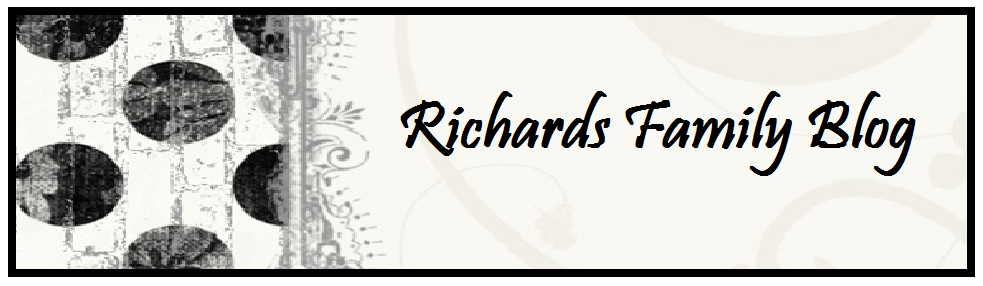 Richards Family Blog