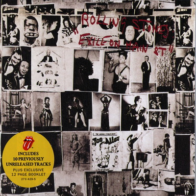Baixar: Cd The Rolling Stones – Exile on Main Street Deluxe Remaster 2010