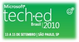 Tech-Ed Brasil 2010 em setembro