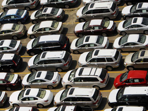 Indústria alemã sofre com a crise na Europa