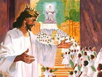 la nuova creazione, la liturgia eterna
