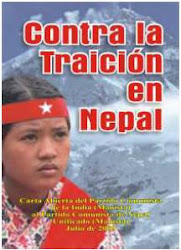 CONTRA LA TRAICION EN NEPAL