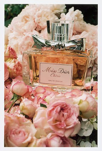 Fashion - Miss Dior Cherie - used to wear this when i lived in rome