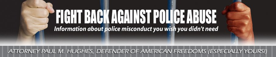 Fight Back Against Police Abuse