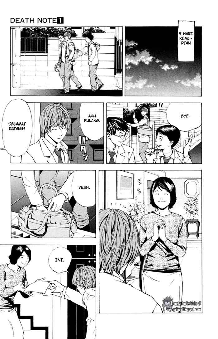 Death Note page 13