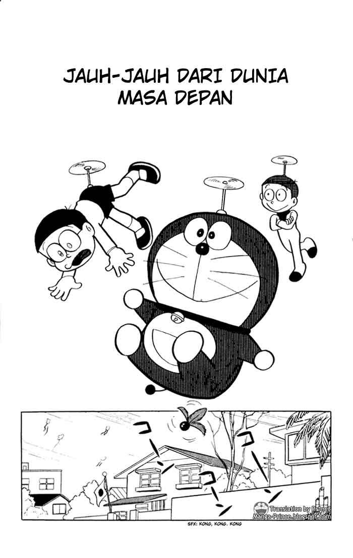 Gambar Manga Doraemon Hal 5
