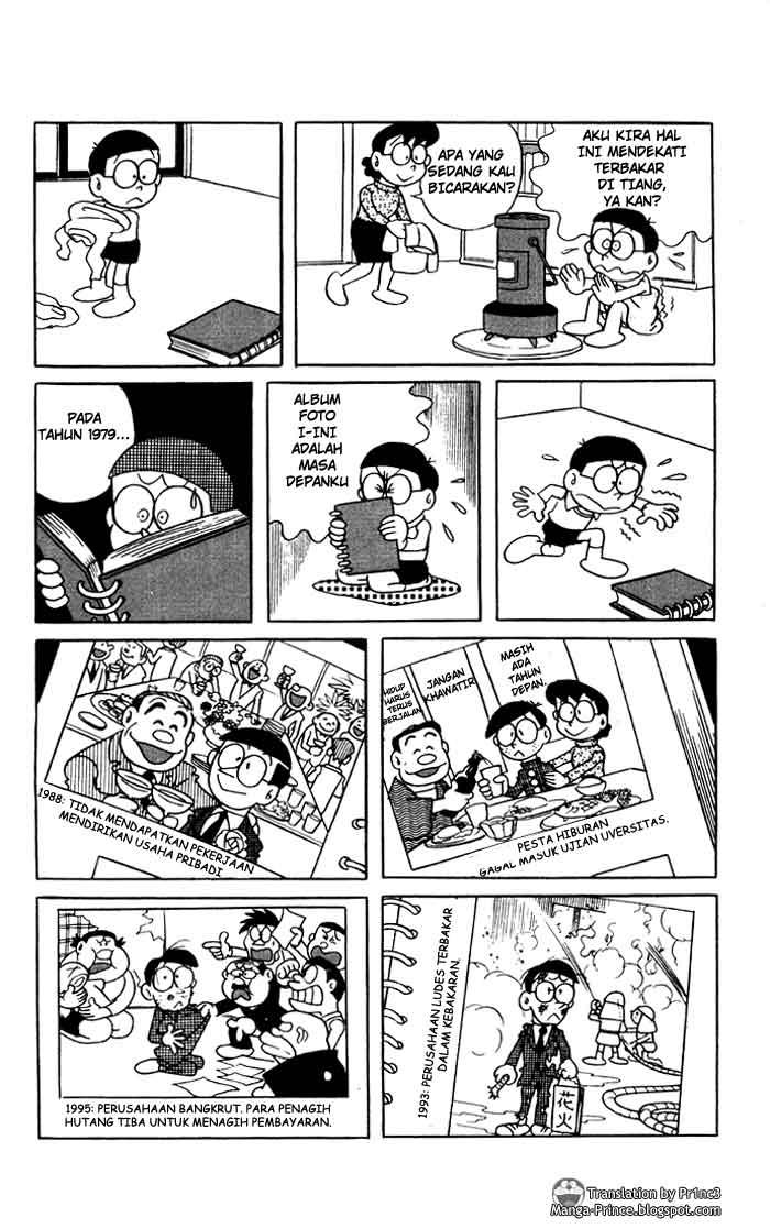 Gambar Manga Doraemon Hal 16