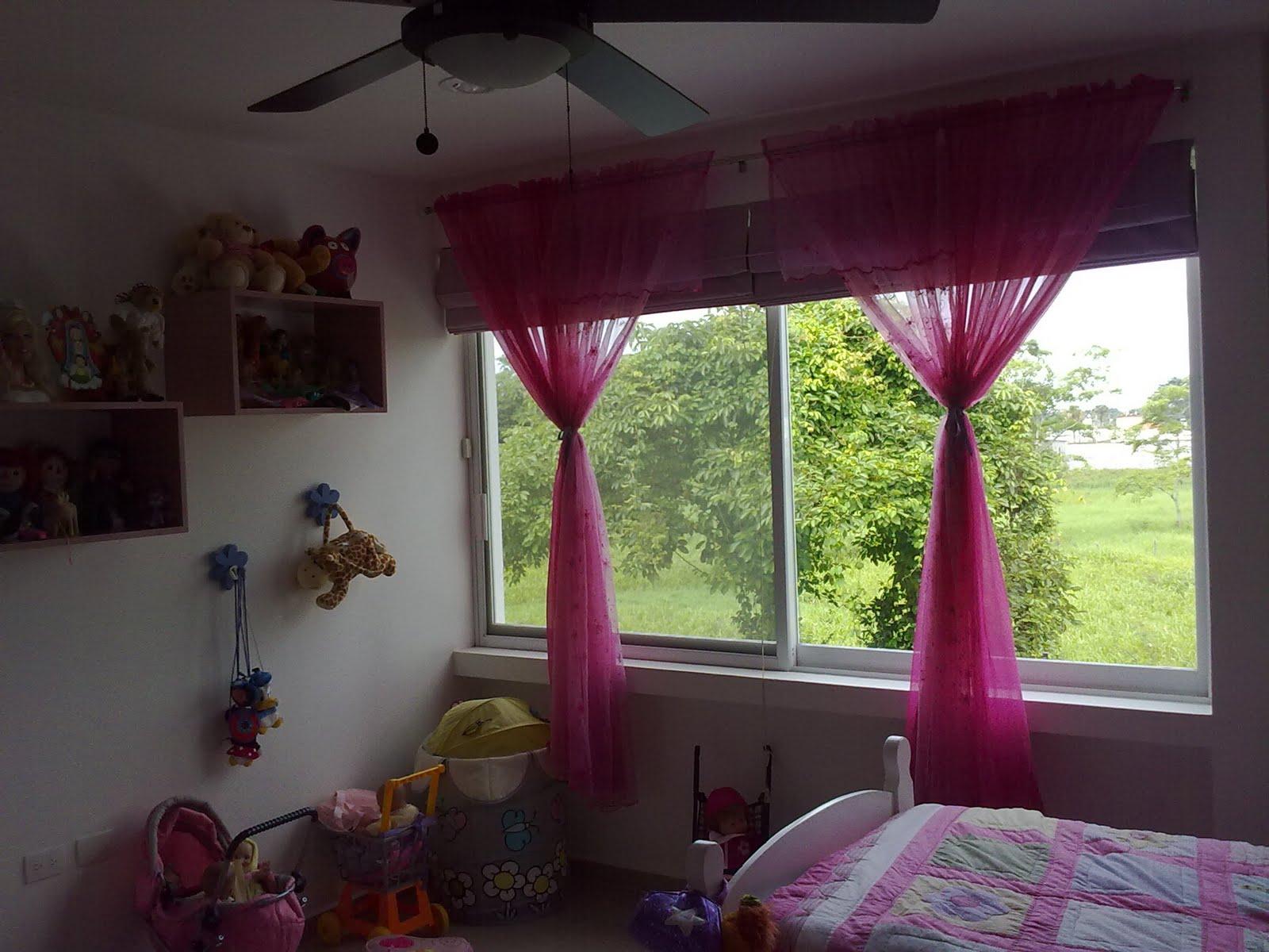 Decoraciones y cortinas hobby decoracion - Cortinas y decoraciones ...