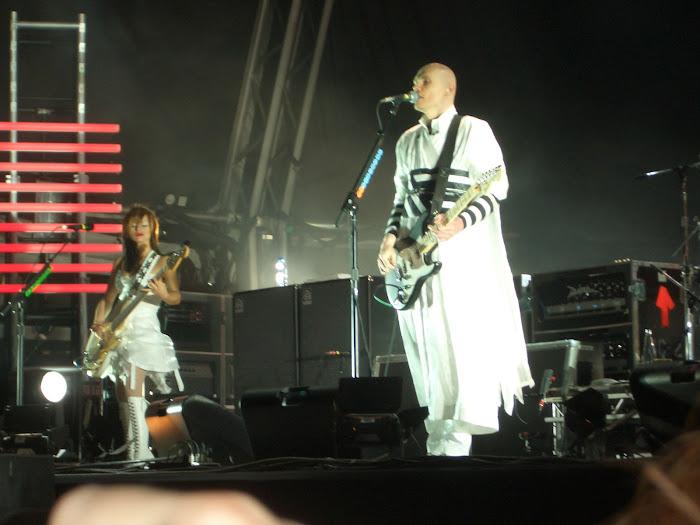 Corgan en Primavera Sound