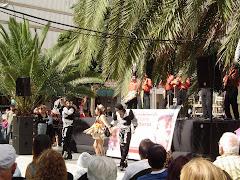 Grupos de música y danza de Bolivia, Colombia, Perú, Ecuador, Sierra Leona, Argentina, Senegal, Can