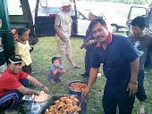 Hari Keluarga Res'K di Danau To' Uban