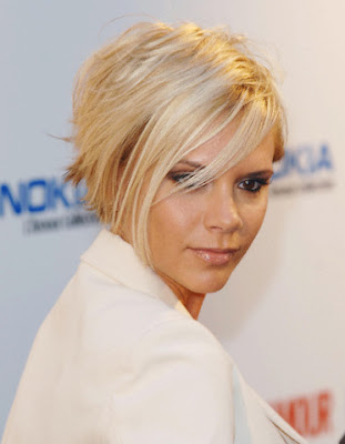 hairstyles in 2009 have been sported by Rihanna, Victoria Beckham and