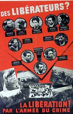 L'affiche rouge. dans France politique afficherouge-3