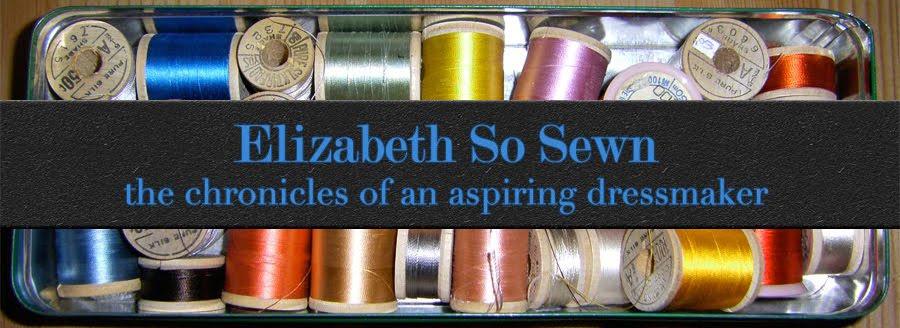 Elizabeth So Sewn