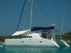 Our Home - S/V Miakoda - Lagoon 410-S2