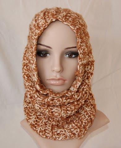 Double Crochet Scarf Patterns - Online Crochet Instruction