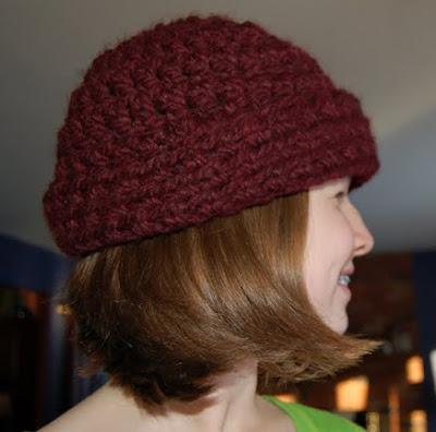 Santa hats crochet free pattern | Family Bugs Blogging