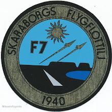 F 7 Kamratförenings hemsida