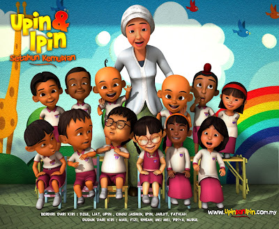 Ðề tài: [TV Series] Upin & Ipin (2007 - ?)
