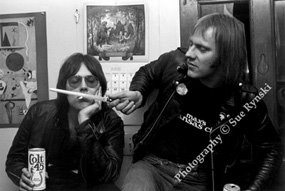 Ron Asheton and MGT