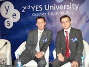 Буковинці на Другому університеті YES
