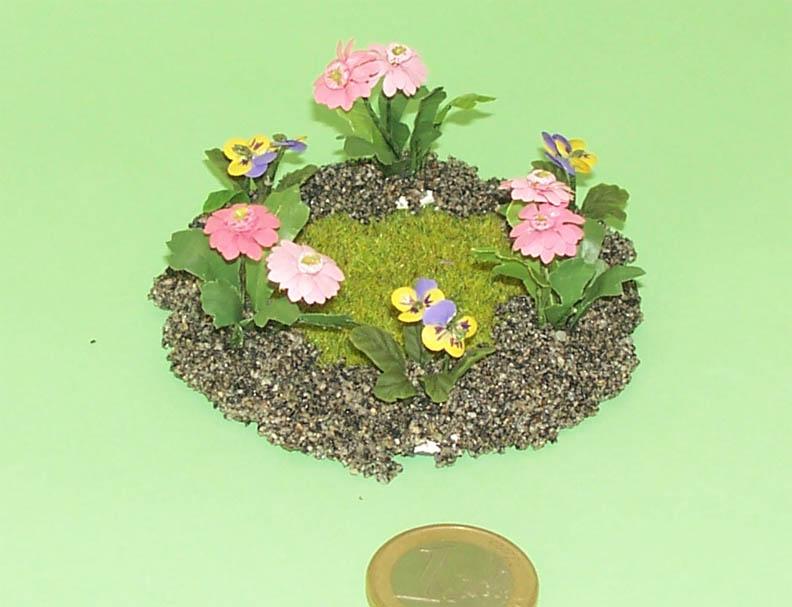 Plantas de exterior y jardines arriates de flores - Arriate plantas ...