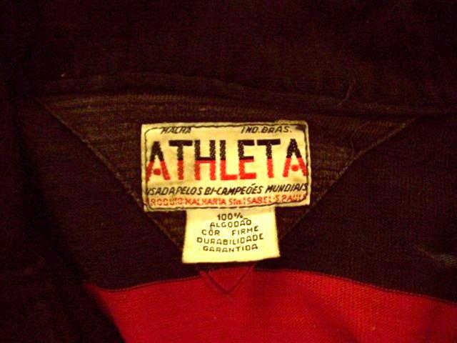 Resultado de imagem para athleta camisa flamengo