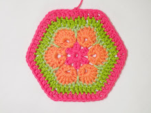 African Flower Hexagon Crochet Tutorial