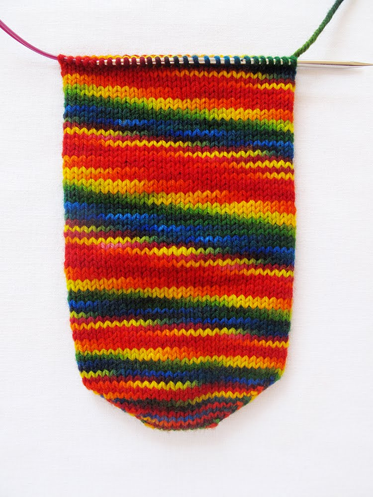 Heidi Bears: Stranding yarn...a first step into the mystery of ...