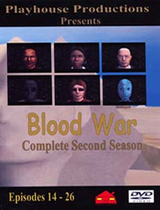 Blood War Dvd 2nd season