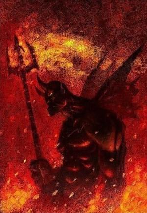 no entres, como vender el alma al diablo
