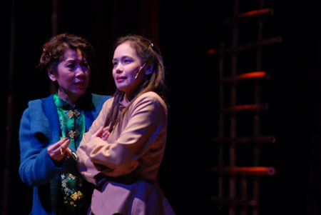 the portrayal of mother daughter relationship in the novel the joy luck club The complexity of mother and daughter relationships in amy tan's joy luck club since the beginning of time the mother and daughter relationship has been complex the book the joy luck club.