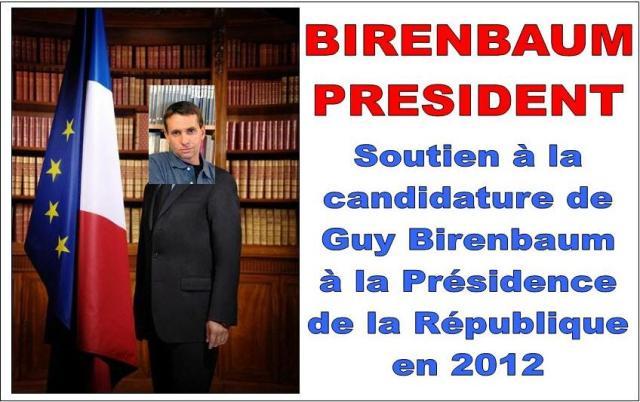 Birenbaum Président