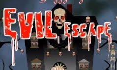Evil Escape walkthrough.