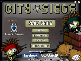 City Siege walkthrough.